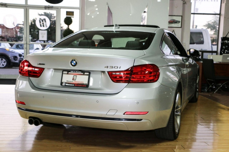 BMW 4 Series 2017 price $27,995