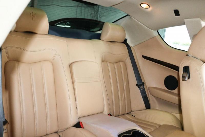 Maserati GranTurismo 2008 price $31,500