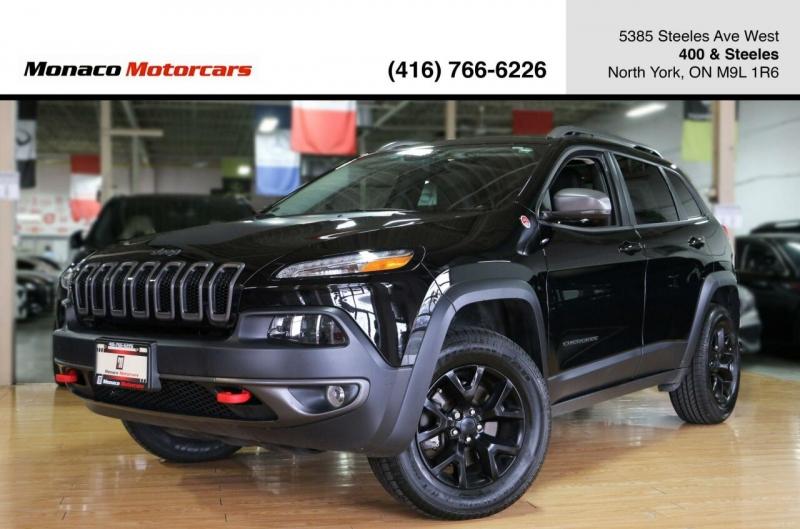 Jeep Cherokee 2017 price $26,500