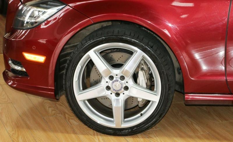 Mercedes-Benz CLS-Class 2013 price $27,995