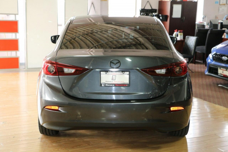 Mazda Mazda3 2015 price $9,500