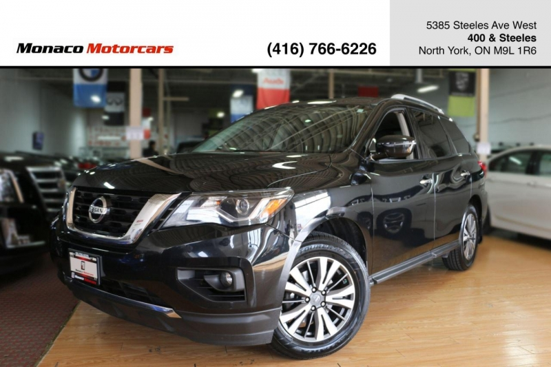 Nissan Pathfinder 2017 price $22,500