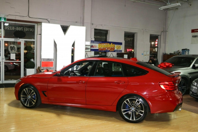 BMW 3 Series Gran Turismo 2015 price $23,995