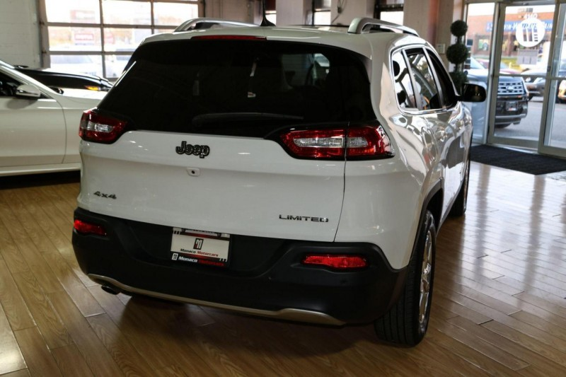 Jeep Cherokee 2016 price $20,995