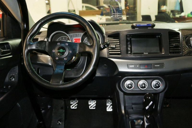 Mitsubishi Lancer 2008 price $49,995