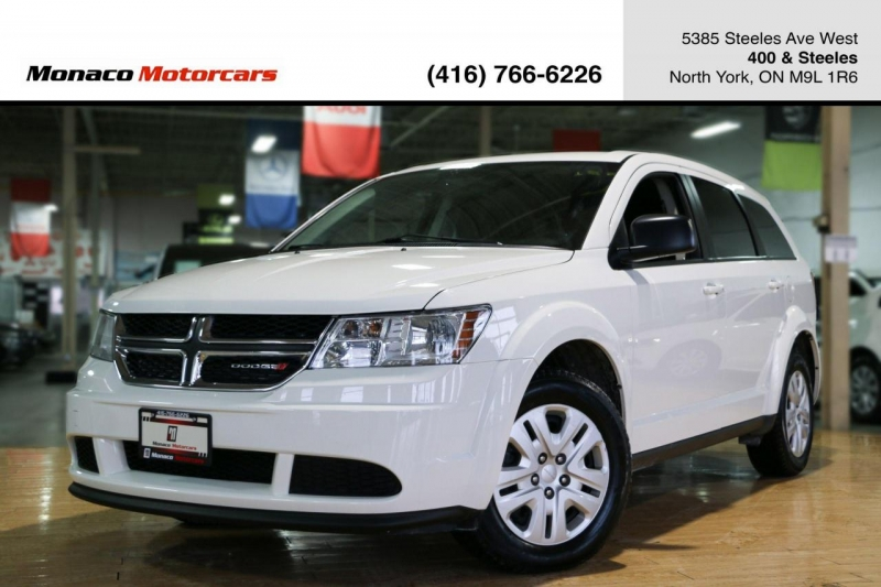 Dodge Journey 2018 price $12,995