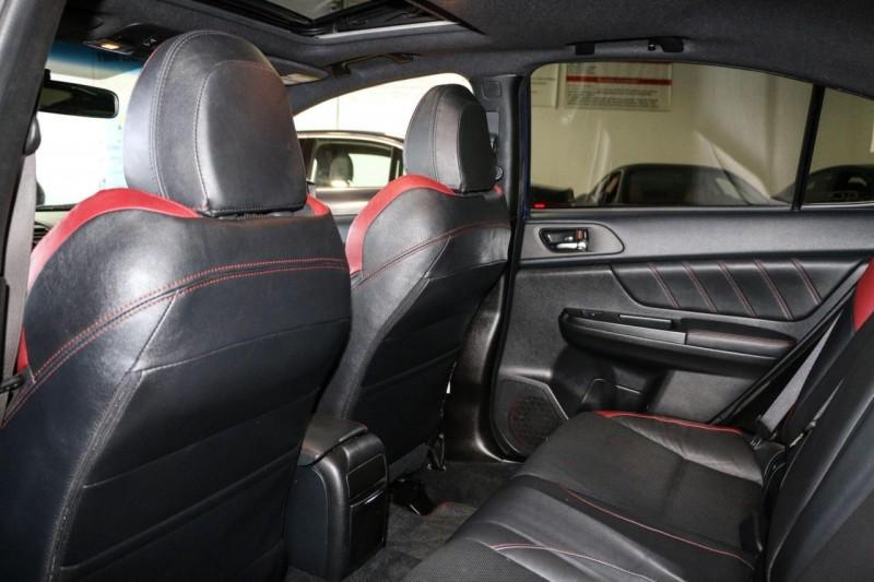 Subaru WRX STI 2015 price $26,995