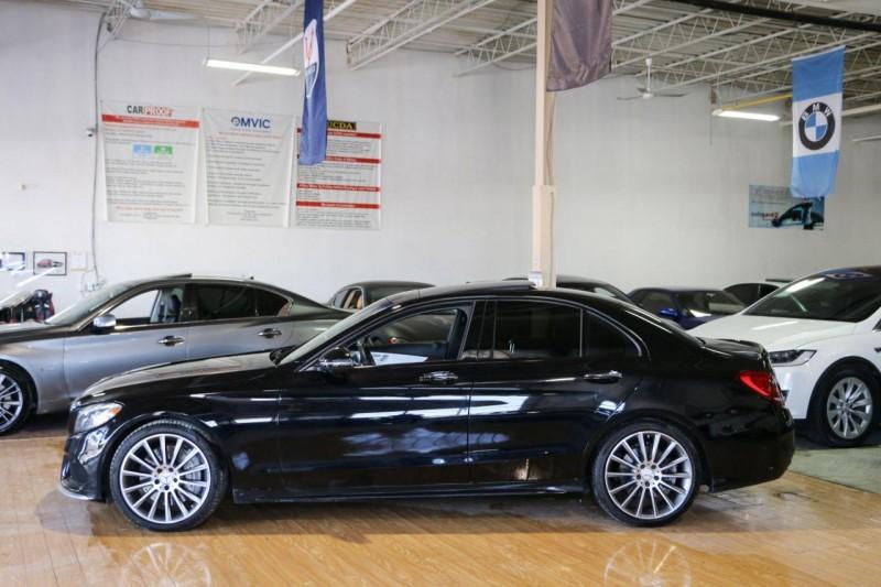 Mercedes-Benz C-Class 2017 price $39,995