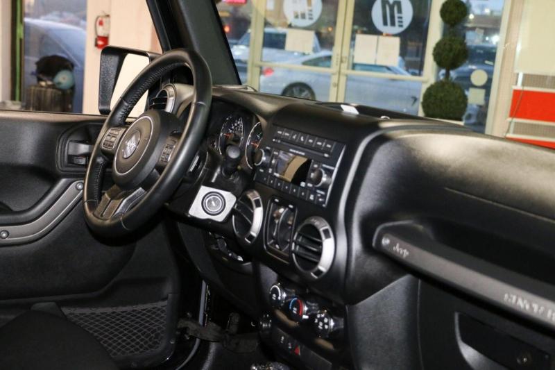Jeep Wrangler Unlimited 2016 price $35,950
