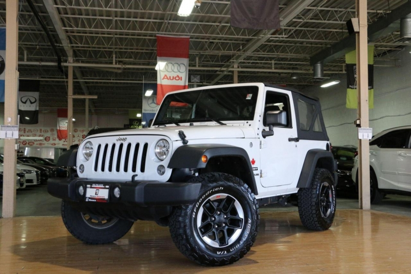 Jeep Wrangler 2016 price $30,995