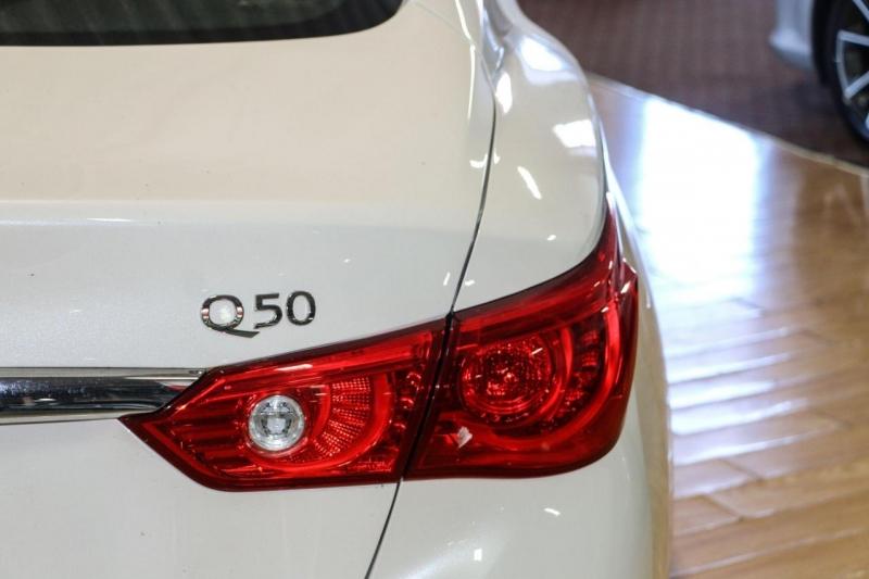 INFINITI Q50 2017 price $27,995