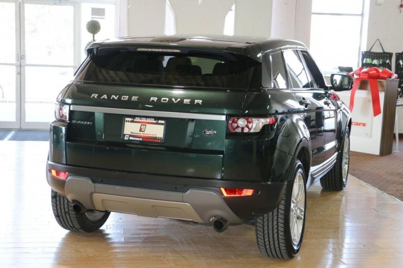 Land Rover Range Rover Evoque 2012 price $22,995