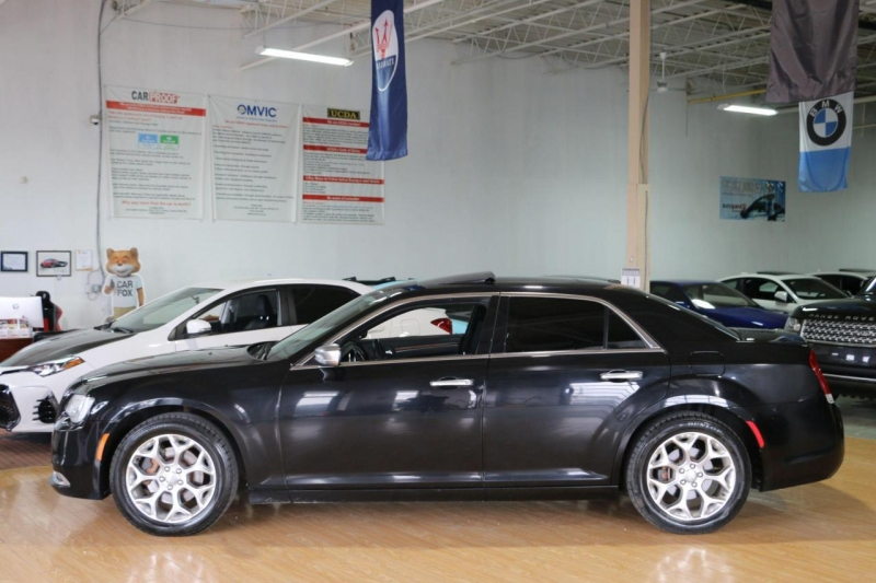Chrysler 300 2016 price $22,500