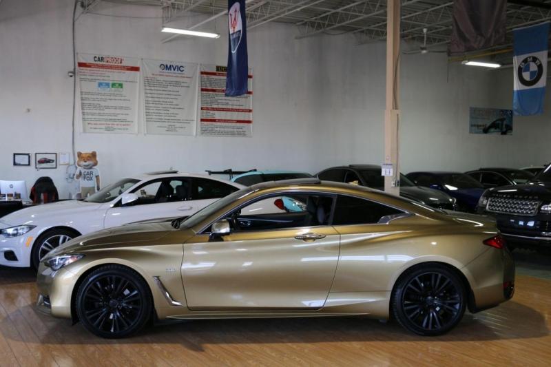 INFINITI Q60 Coupe 2017 price $34,995