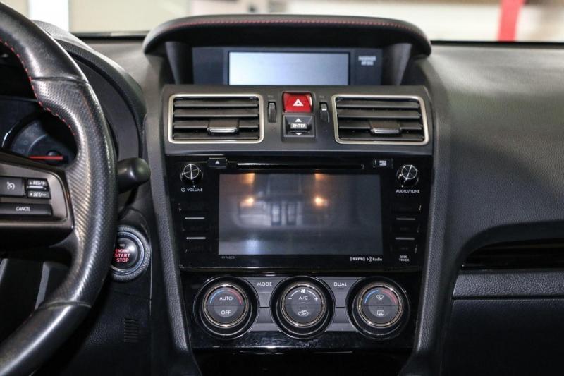Subaru WRX 2018 price $37,500