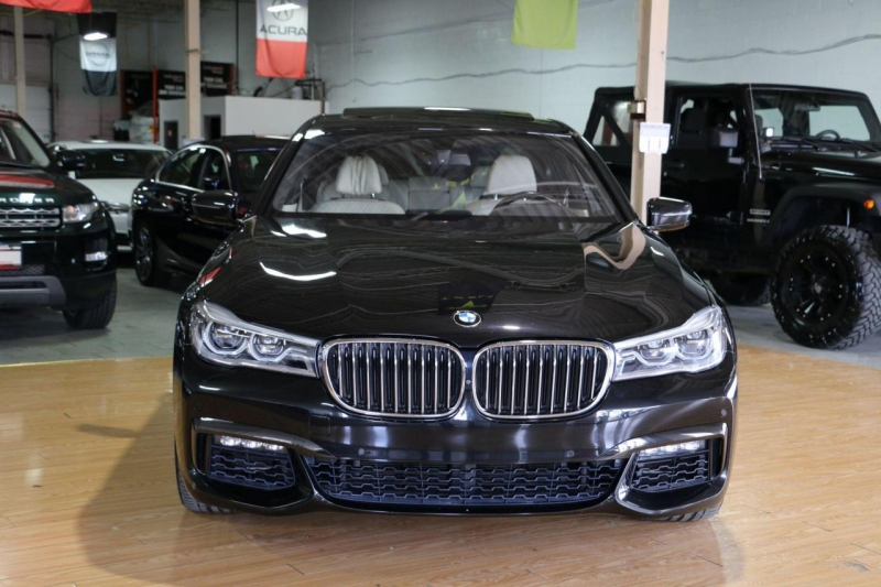 BMW 7 Series 2016 price $47,995