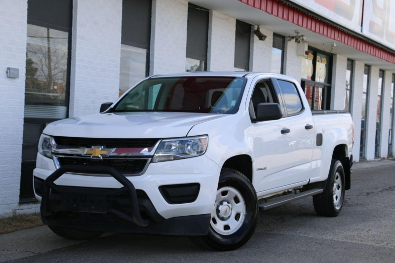 Chevrolet Colorado 2016 price $17,995