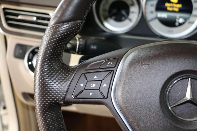 Mercedes-Benz E-Class 2016 price $27,500