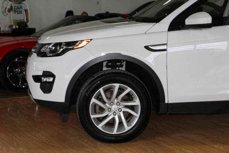 Land Rover Discovery Sport 2017 price $28,995