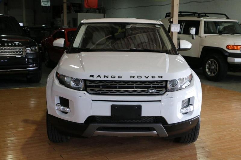 Land Rover Range Rover Evoque 2014 price $24,995