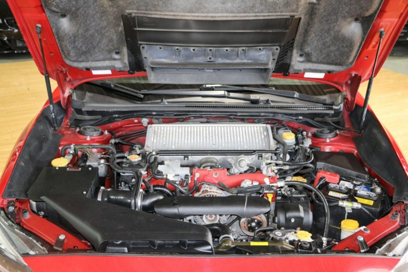 Subaru WRX STI 2015 price $24,950