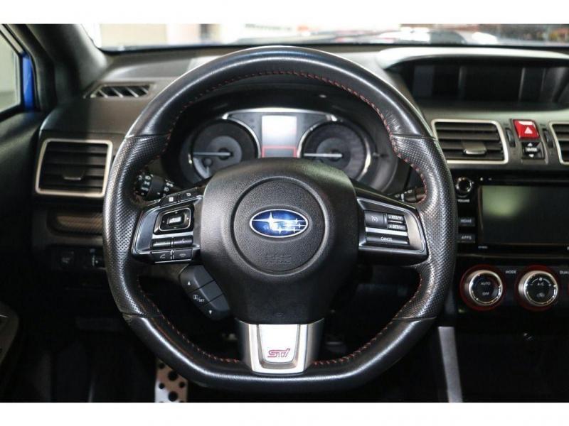 Subaru WRX 2016 price $30,995