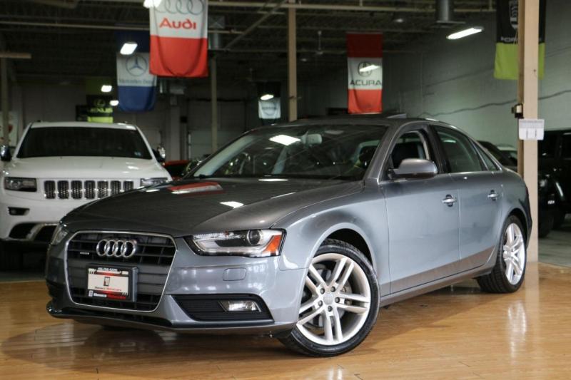 Audi A4 2013 price $7,995