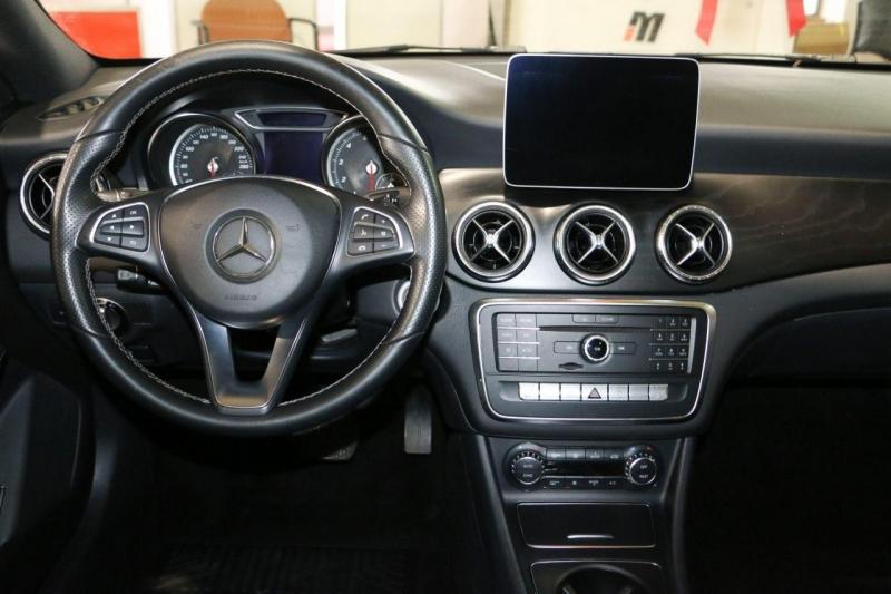 Mercedes-Benz CLA-Class 2018 price $27,800