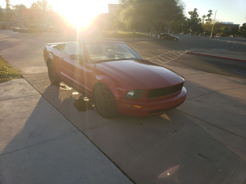 Ford Mustang 2007 price $5,300 Cash