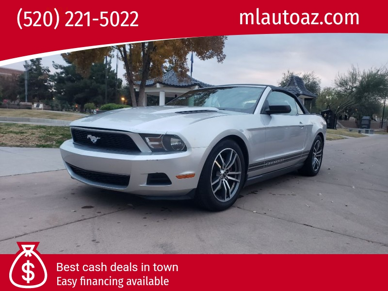Ford Mustang 2011 price $8,000 Cash
