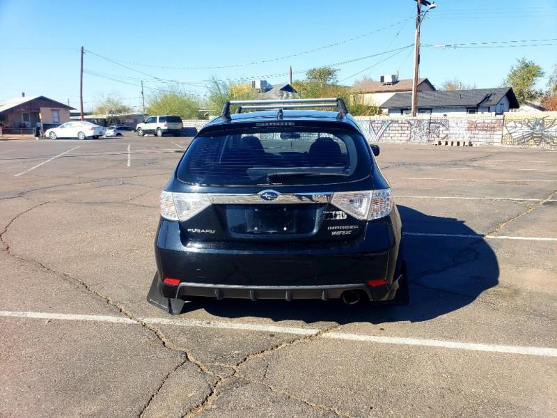Subaru Impreza Wagon (Natl) 2008 price $5,899 Cash