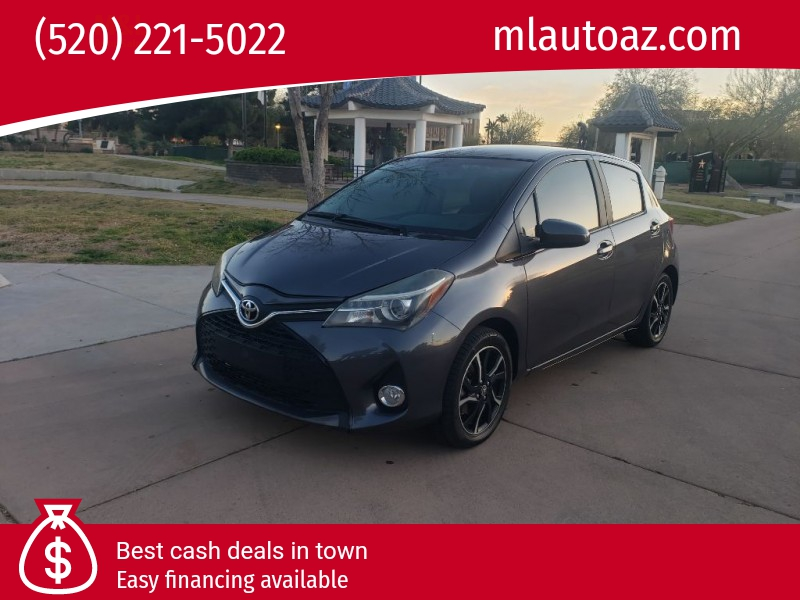 Toyota Yaris 2015 price $8,000 Cash