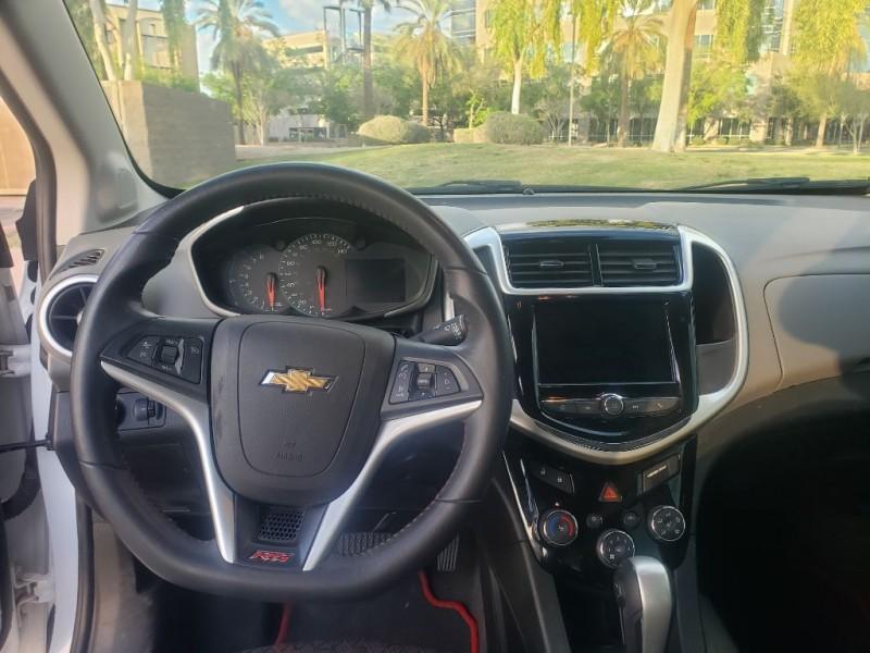 Chevrolet Sonic 2018 price $12,900 Cash