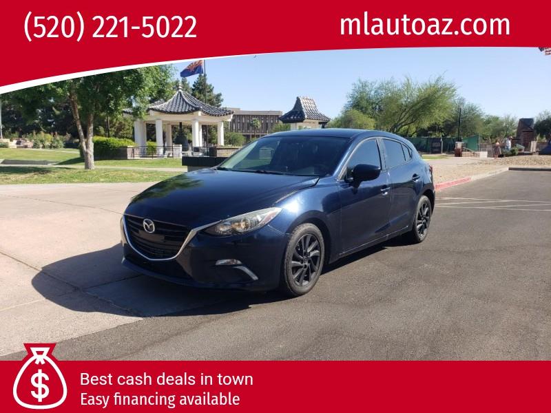 Mazda Mazda3 2016 price $9,500 Cash