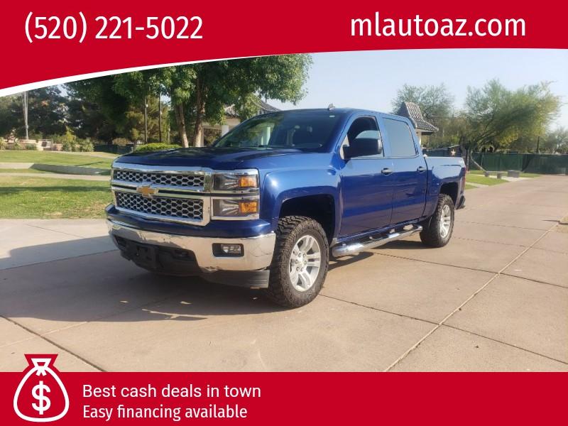 Chevrolet Silverado 1500 2014 price $22,000 Cash