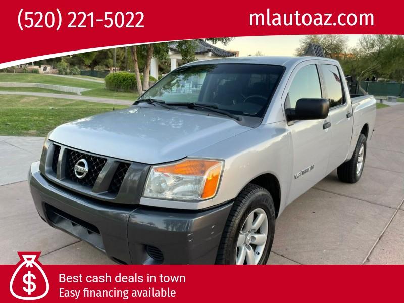 Nissan Titan 2008 price $10,900