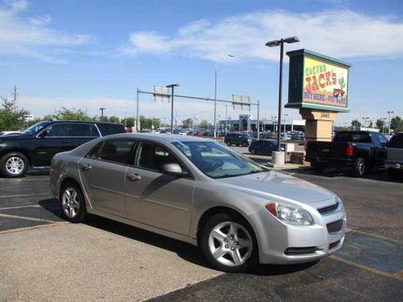 Chevrolet MALIBU 2012 price $1,100 Down