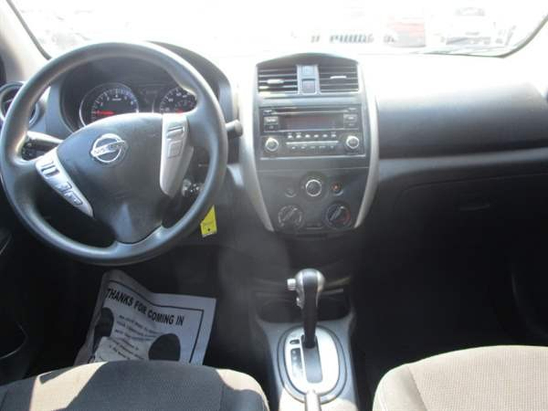 Nissan VERSA 2016 price $1,300 Down