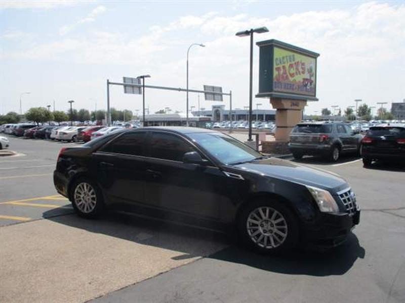 CADILLAC CTS 2013 price $18,295