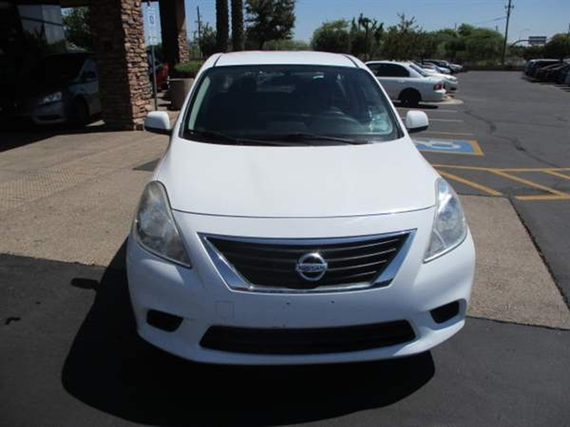Nissan VERSA 2012 price $1,000 Down