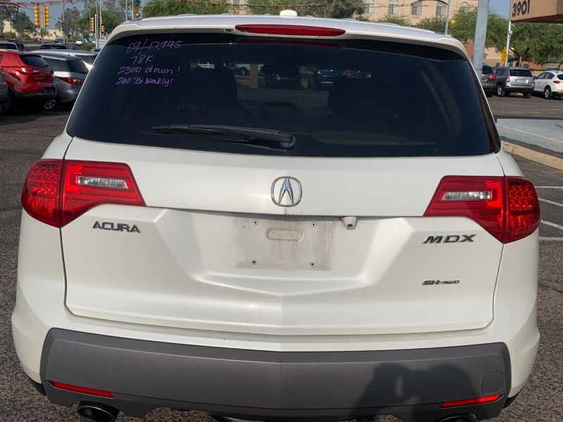 Acura MDX 2009 price $2,000 Down