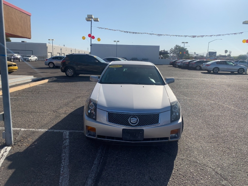 Cadillac CTS 2007 price $1,200 Down