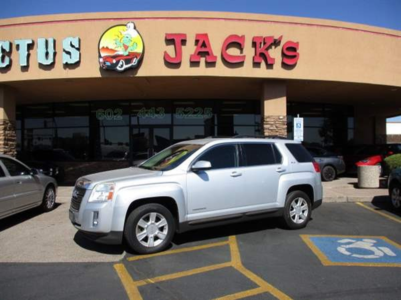 GMC TERRAIN 2010 price $1,500 Down
