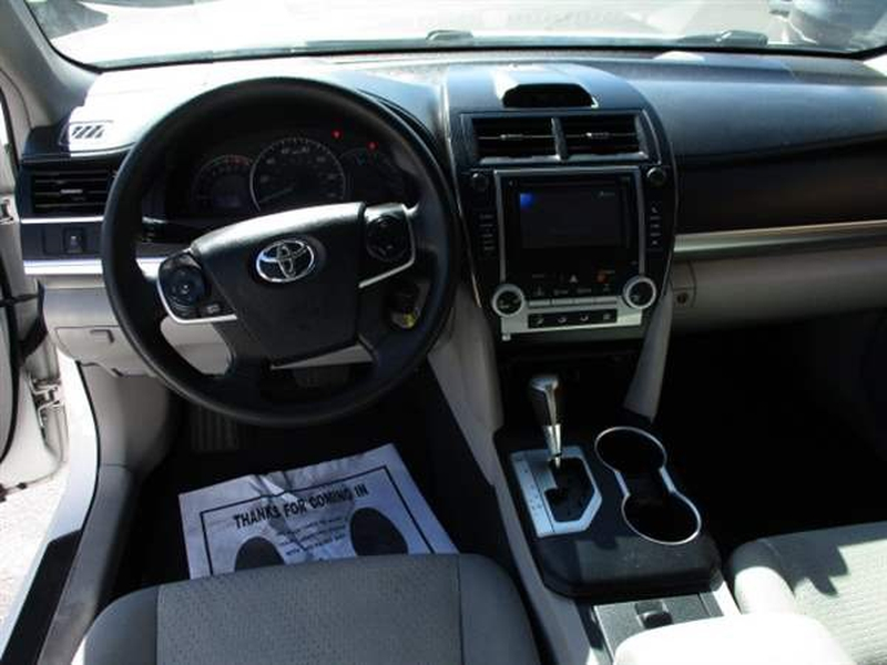 Toyota CAMRY 2012 price $1,600 Down