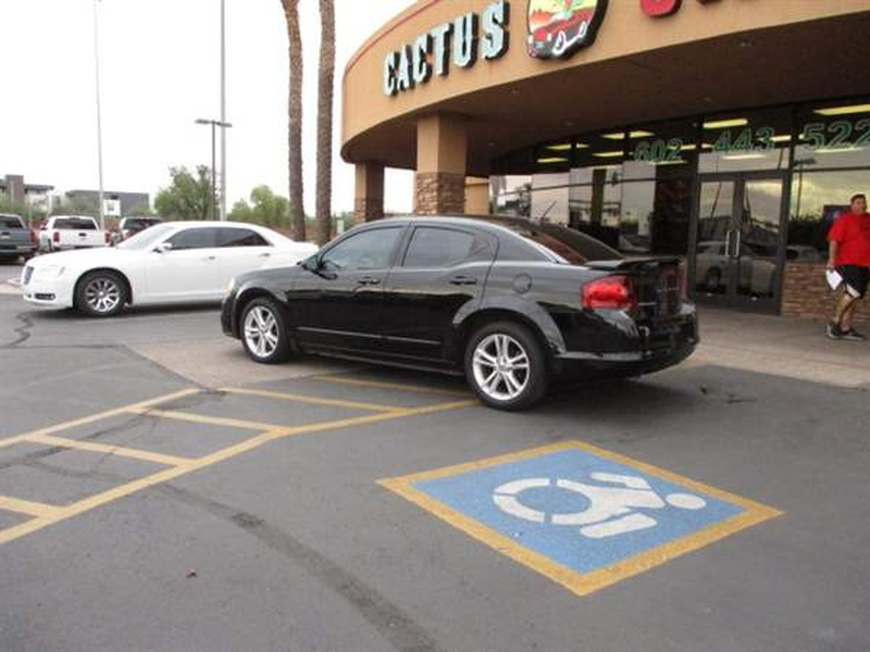 Dodge Avenger 2012 price $1,200 Down