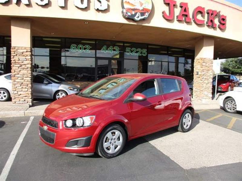 Chevrolet SONIC 2014 price $1,100 Down