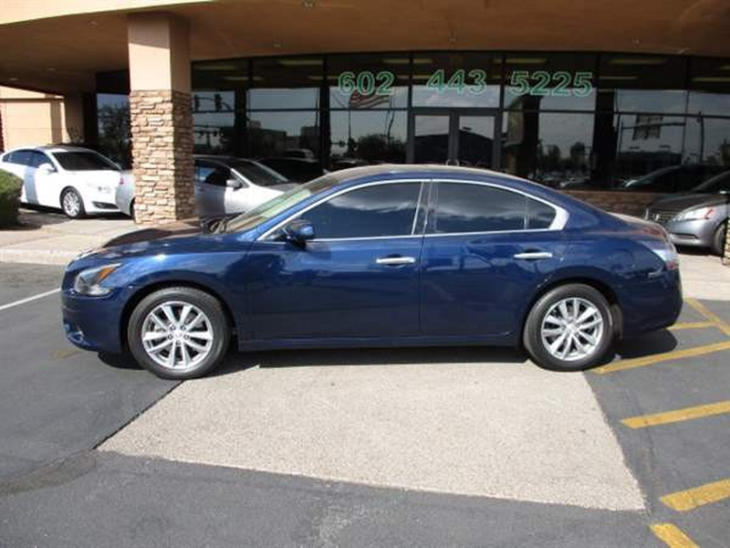 Nissan MAXIMA 2014 price $1,600 Down