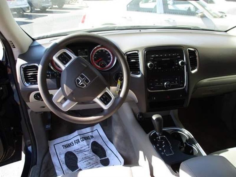 Dodge DURANGO 2013 price $2,500 Down