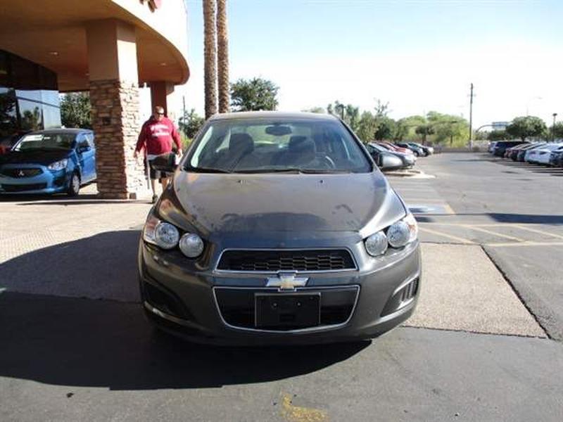 Chevrolet Sonic 2016 price $1,200 Down