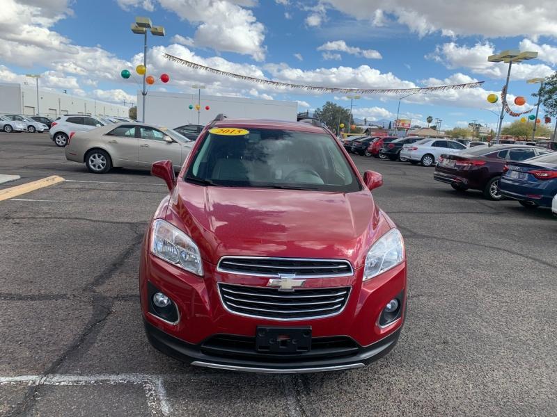 Chevrolet TRAX 2015 price $1,500 Down